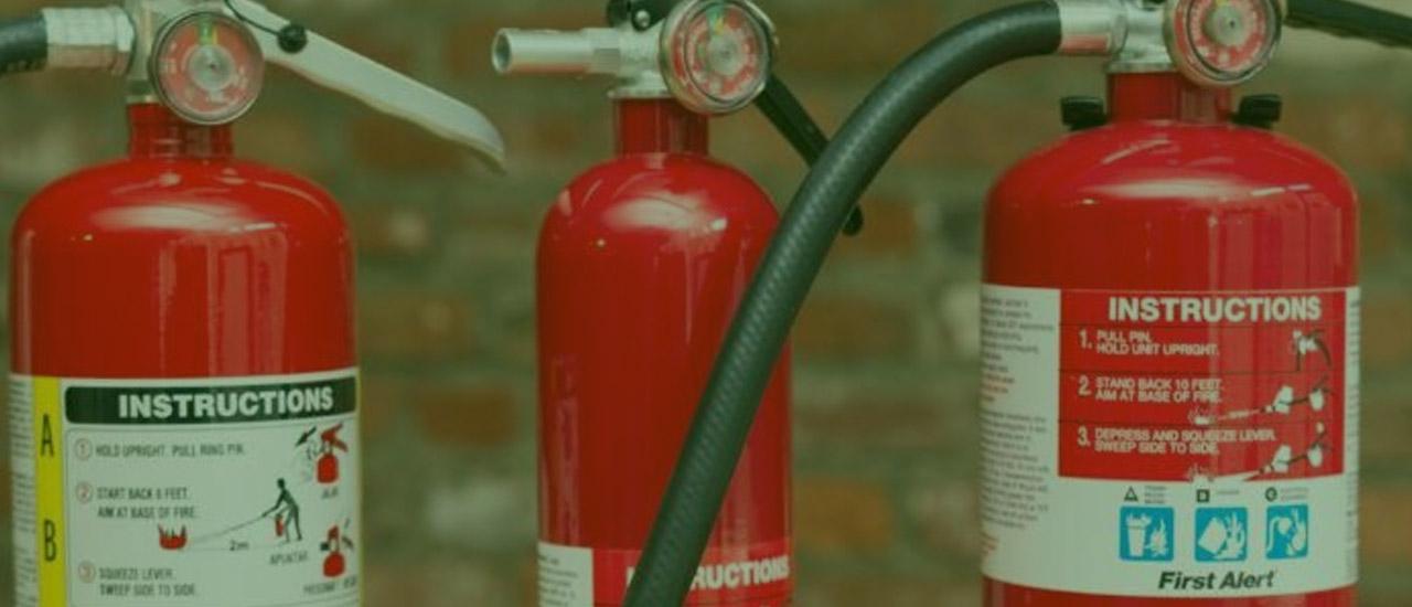 Brandsläckare bäst i test