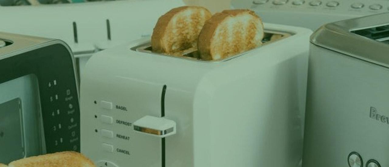 Brödrost bäst i test